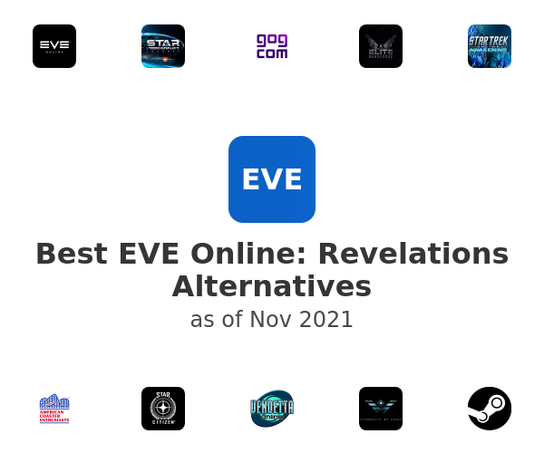 Best EVE Online: Revelations Alternatives