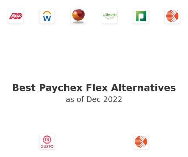 Best Paychex Flex Alternatives