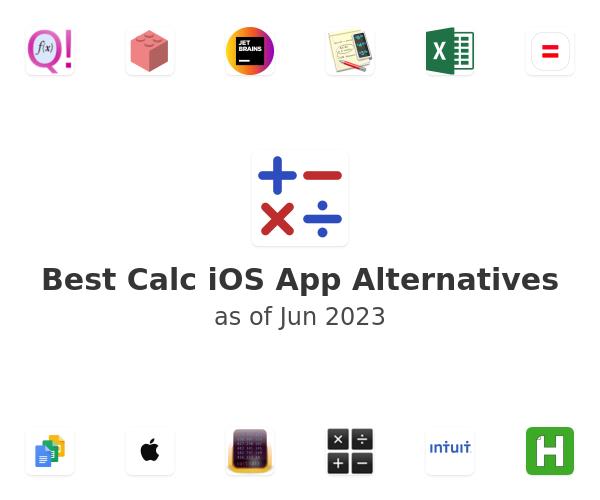 Best Calc iOS App Alternatives