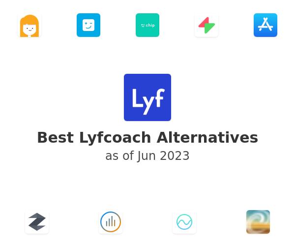 Best Lyfcoach Alternatives