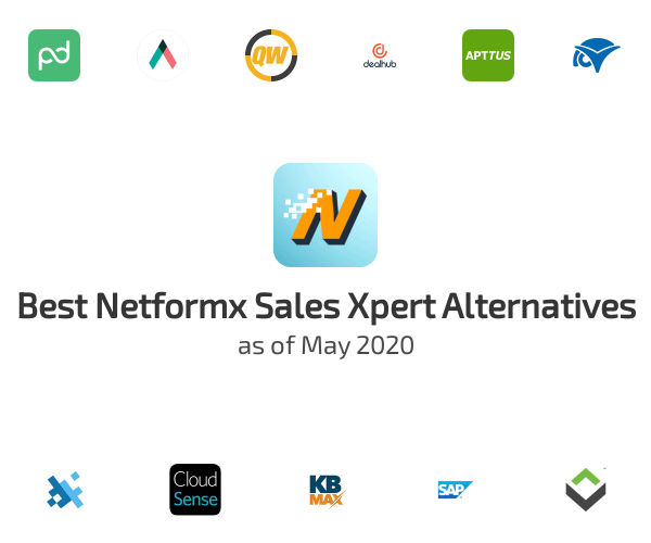 Best Netformx Sales Xpert Alternatives