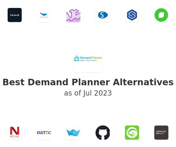 Best Demand Planner Alternatives