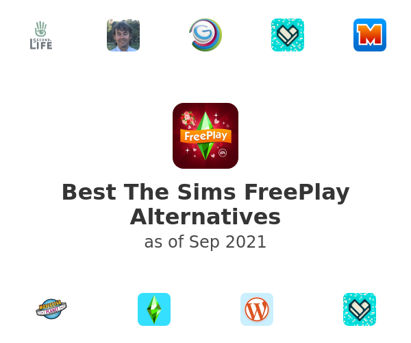 Best The Sims FreePlay Alternatives