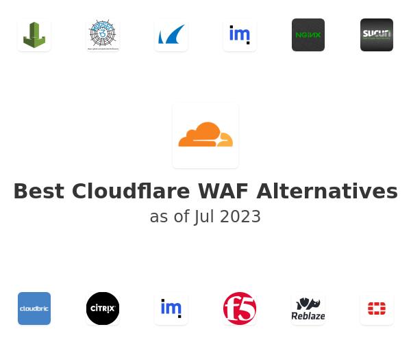 Best Cloudflare WAF Alternatives