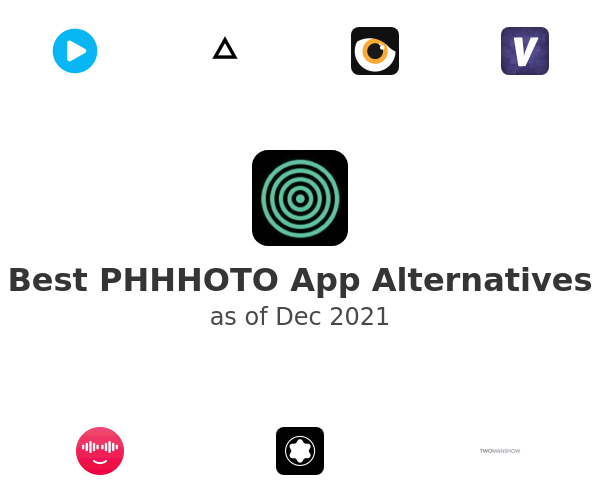 Best PHHHOTO App Alternatives