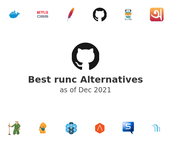 Best runc Alternatives
