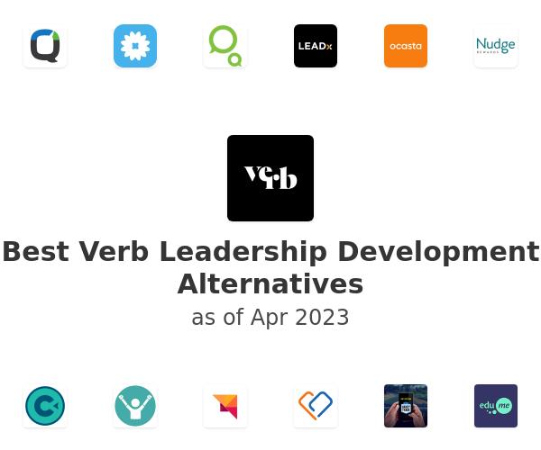 Best Verb Leadership Development Alternatives