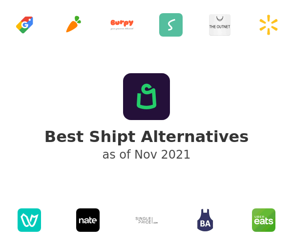 Best Shipt Alternatives