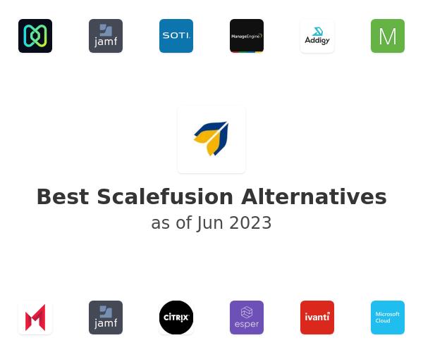 Best Scalefusion Alternatives
