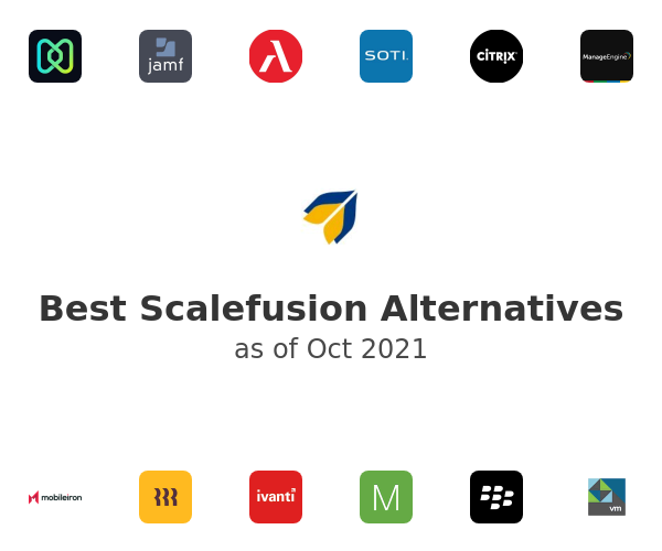 Best Scalefusion Alternatives