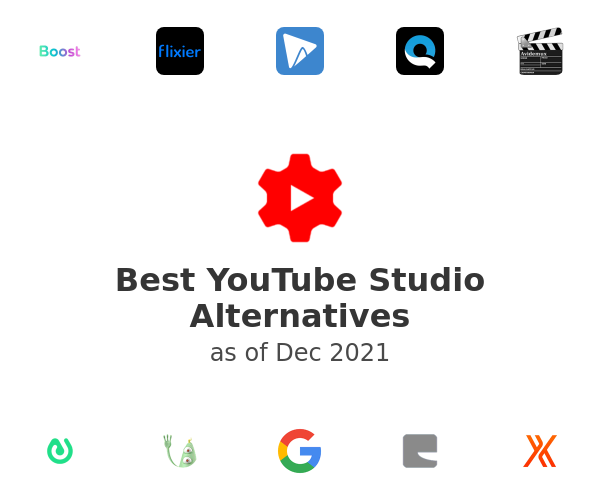 Best YouTube Studio Alternatives