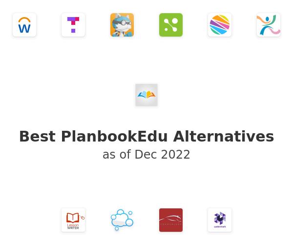 Best PlanbookEdu Alternatives