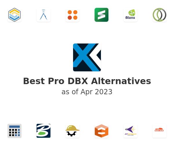 Best Pro DBX Alternatives