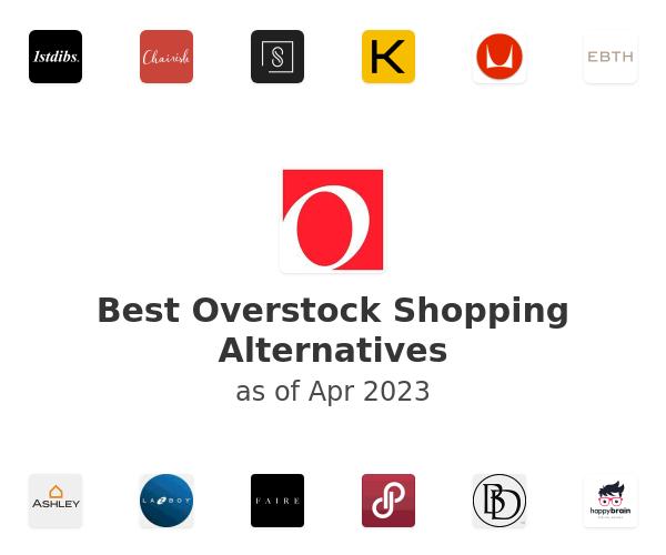 Best Overstock Shopping Alternatives