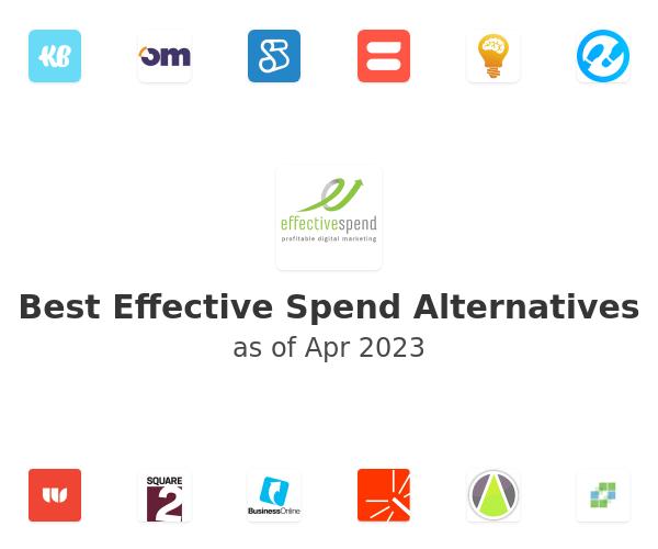 Best Effective Spend Alternatives