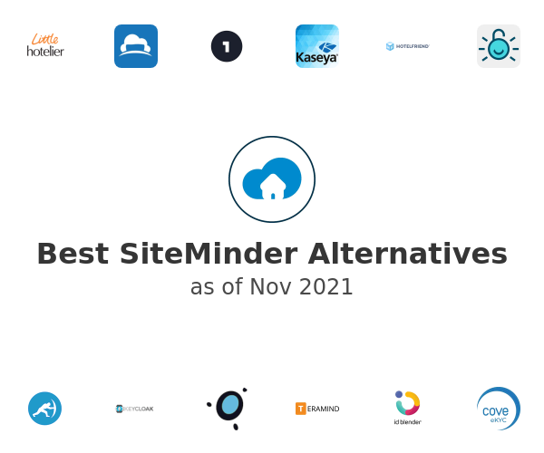 Best SiteMinder Alternatives