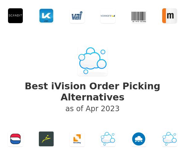 Best iVision Order Picking Alternatives