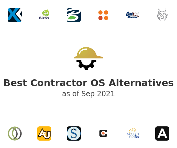 Best Contractor OS Alternatives