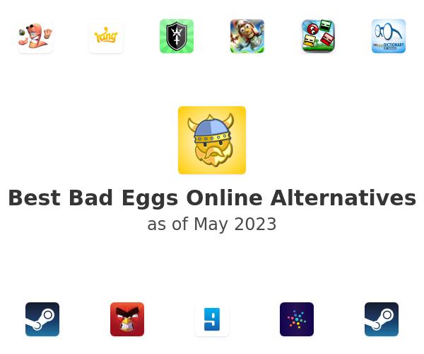 Best Bad Eggs Online Alternatives
