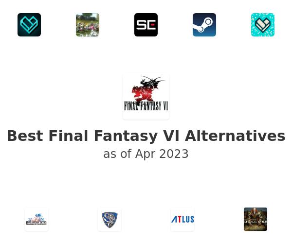 Best Final Fantasy VI Alternatives