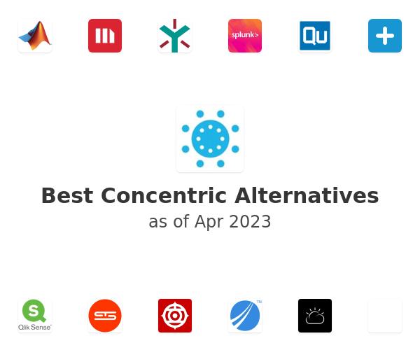Best Concentric Alternatives