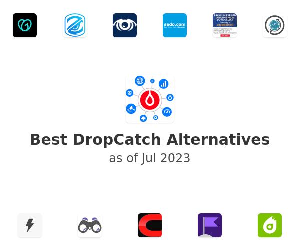 Best DropCatch Alternatives