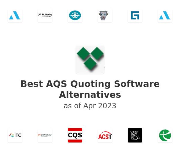 Best AQS Quoting Software Alternatives