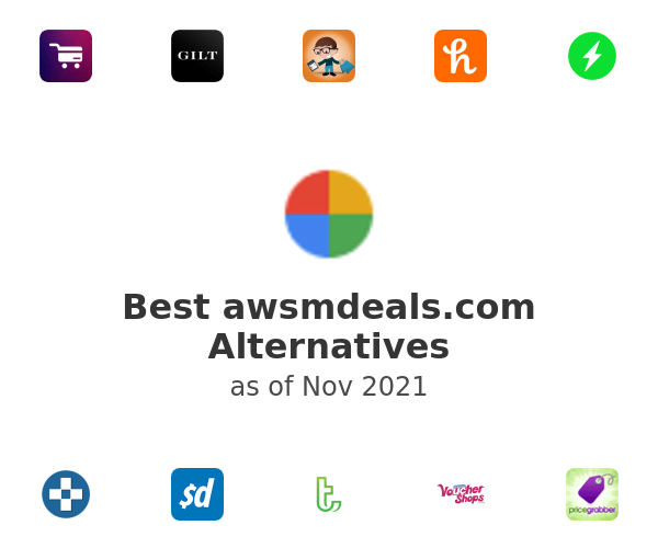 Best awsmdeals.com Alternatives