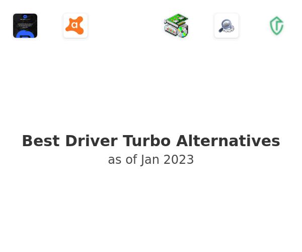 Best Driver Turbo Alternatives