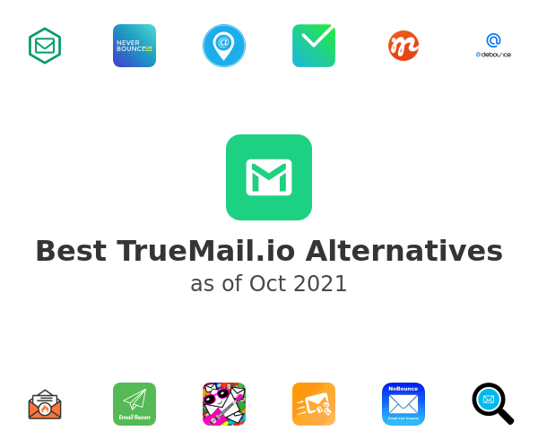 Best TrueMail.io Alternatives