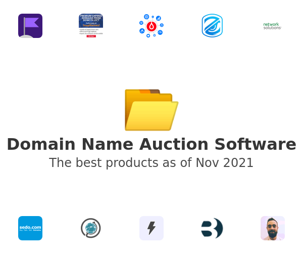 Domain Name Auction Software