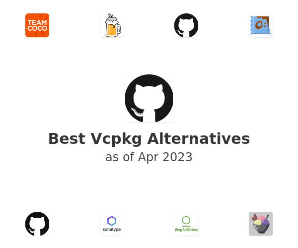 Best Vcpkg Alternatives
