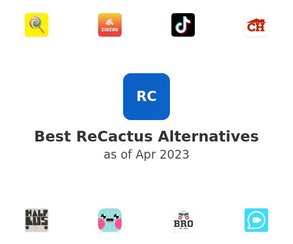 Best ReCactus Alternatives