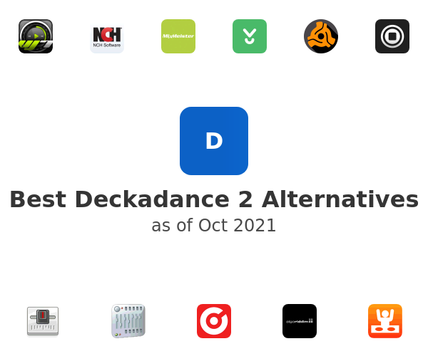Best Deckadance 2 Alternatives