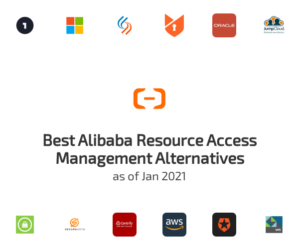 Best Alibaba Resource Access Management Alternatives