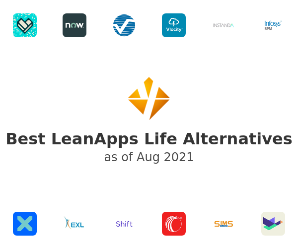 Best LeanApps Life Alternatives