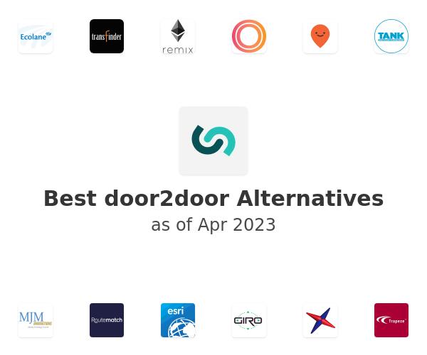 Best door2door Alternatives
