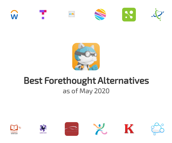 Best Forethought Alternatives