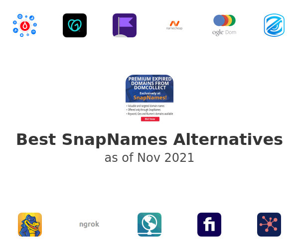 Best SnapNames Alternatives