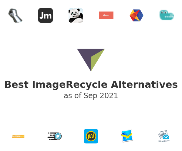 Best ImageRecycle Alternatives