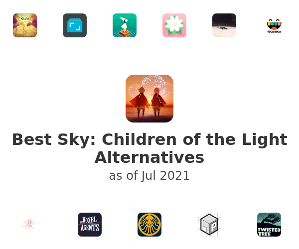 Best Sky: Children of the Light Alternatives