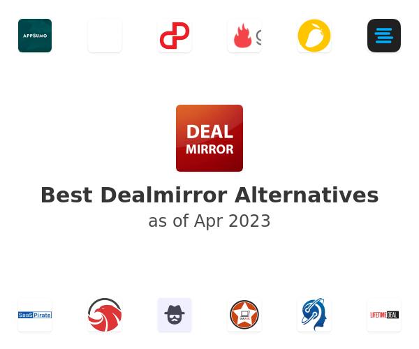 Best Dealmirror Alternatives