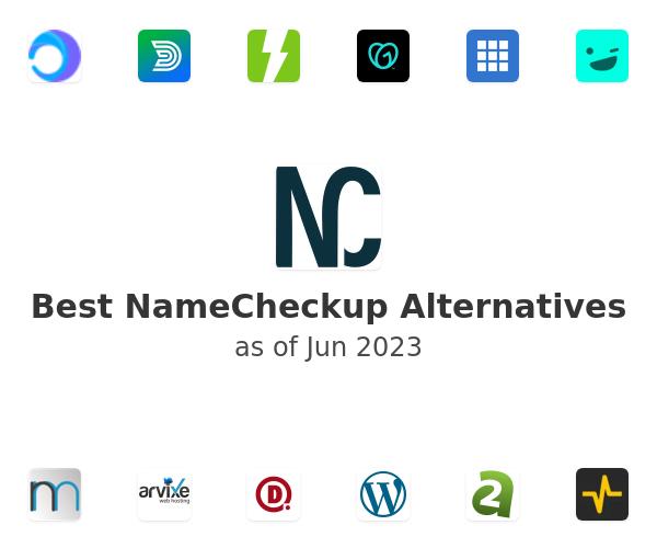 Best NameCheckup Alternatives