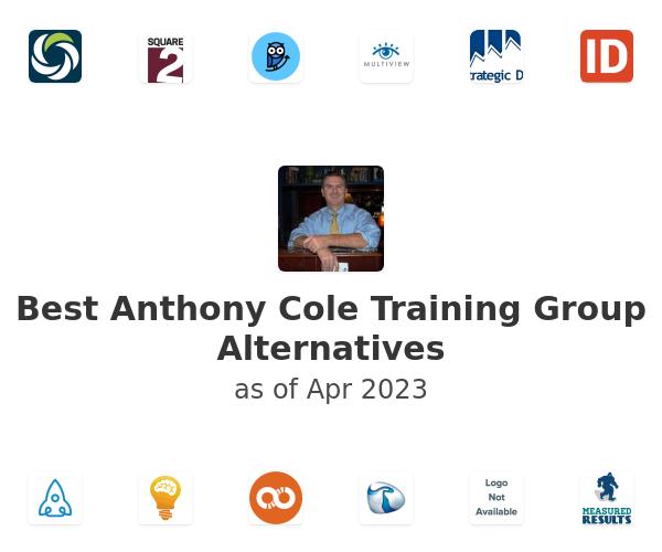 Best Anthony Cole Training Group Alternatives