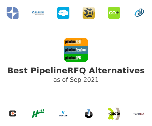 Best PipelineRFQ Alternatives