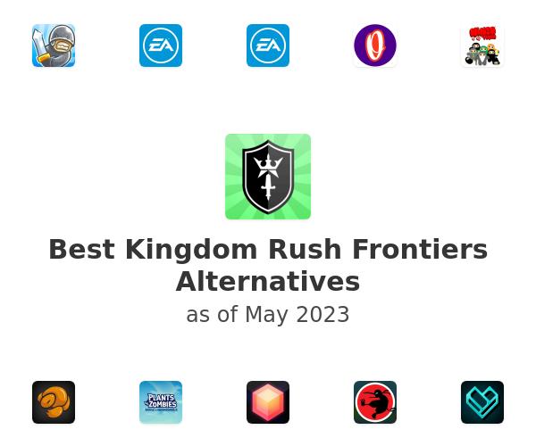Best Kingdom Rush Frontiers Alternatives