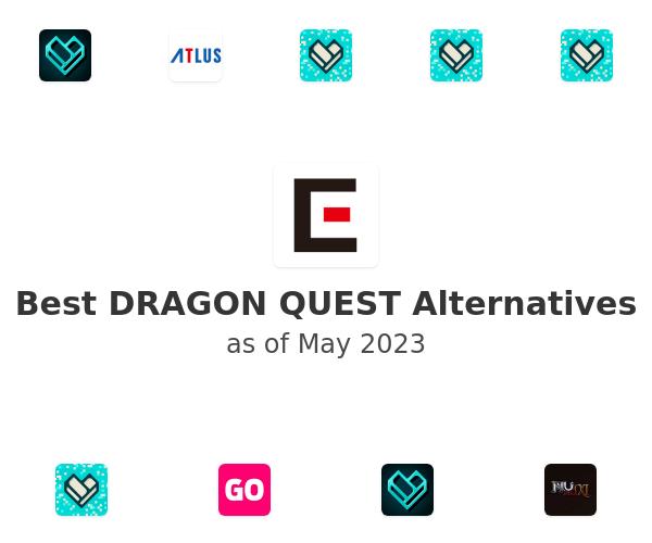 Best DRAGON QUEST Alternatives