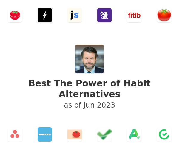 Best The Power of Habit Alternatives