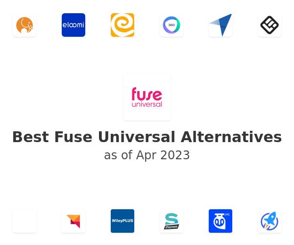 Best Fuse Universal Alternatives