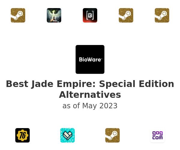 Best Jade Empire: Special Edition Alternatives